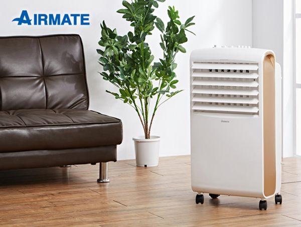 馬達保固10年《1年內免費到府收送維修》Airmate 艾美特CF621T 水冷扇 新一代蜂巢式冷卻 迅速降溫