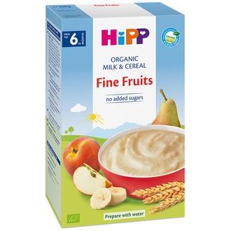 Hipp 喜寶 寶寶水果牛奶穀糊 299元 (買3送一 有效期限 2019/10/31)