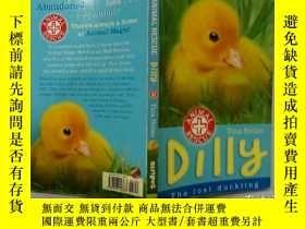 二手書博民逛書店Animal罕見Rescue Dilly:動物救護Y200392