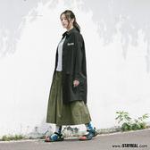 STAYREAL PURE LIFE長版襯衫