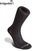 Bridgedale 英國 CX超輕排汗內襪-C/max 2入 黑 539 登山襪子 健行襪 排汗襪 保暖襪 [易遨遊]