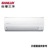 【SANLUX 三洋】7-9坪變頻冷暖分離式冷氣SAC-50VH7/SAE-50V7A