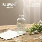 浮雕水晶法式玻璃小袖珍水培干花瓶【輕奢時代】