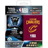 舒適牌 水次元 5辨型 刮鬍刀 (舒膚配方) 刀把1入+刀片6入 加贈NBA經典運動毛巾