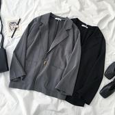 西裝外套網紅西裝外套女裝早秋季新款韓版港味復古洋氣長袖西服上衣潮新品