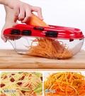 家用土豆絲切絲器廚房用品多功能切菜蘿蔔擦絲土豆片切片刨絲 青山市集