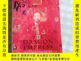 二手書博民逛書店THE罕見DRAGON EMPRESS(英文原版)Y241667 見圖 見圖 出版1972