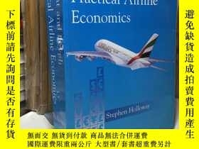 二手書博民逛書店Straight罕見and Level: Practical Airline EconomicsY13822