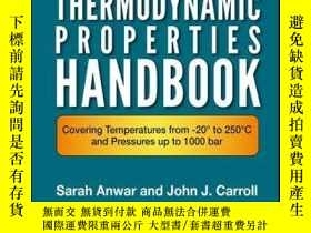二手書博民逛書店Carbon罕見Dioxide Thermodynamic Properties Handbook: Coveri