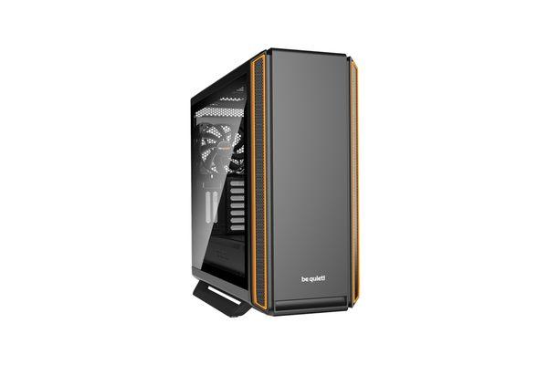 Be quiet! SILENT BASE 801 WINDOW ORANGE 電腦機殼 PC機殼 電腦機箱【迪特軍】