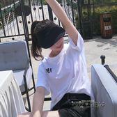 帽子女夏天遮陽帽騎車出游百搭鴨舌防曬帽空頂太陽棒球帽韓版運動   泡芙女孩輕時尚