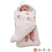 嬰兒睡袋寶寶兒童防踢被四季通用款中大童被子【聚可愛】