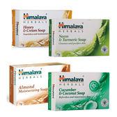【Miss.Sugar】Himalaya喜馬拉雅 保濕香皂125g 多款可選【J000364】
