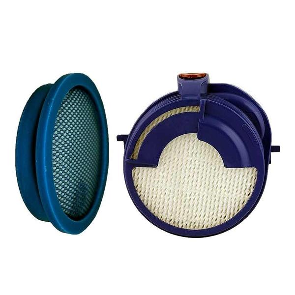 [106美國直購] 適用於Dyson DC24 filter濾網組一組2入(DC-24) Pre&Post Filter Kit, Part 913788-01&915928-01.吸塵器