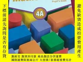 二手書博民逛書店Macmillan罕見Maths 4A: Pupils Book Pack (Macmillan Mathemat