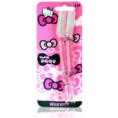 貝印-Hello kitty女用拋棄式修容刀(2入/包)012853【UR8D】