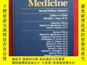 二手書博民逛書店Emergency罕見Medicine Second Editi