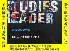 二手書博民逛書店The罕見Cultural Studies ReaderY304940 Simon During Routle