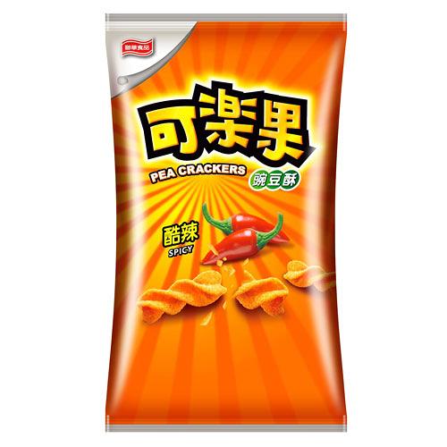 【免運直送】可樂果酷辣口味105g*12包/箱【合迷雅好物超級商城】