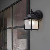 戶外燈 美式復古陽臺戶外壁燈
