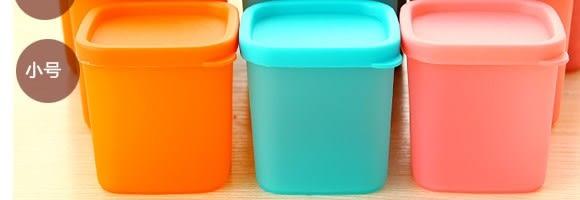[協貿國際]  小號迷你保鮮盒食品級塑料收納盒 (5個價)