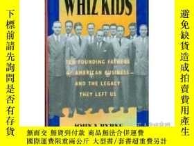 二手書博民逛書店The罕見Whiz KidsY256260 John A. Byrne Doubleday Business