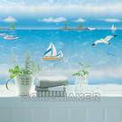 韓國彩繪自黏窗貼_HN-GS16B