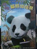 影音專賣店-B33-104-正版DVD*動畫【哈啾 貓熊出任務】-英語發音-