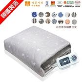 韓國 甲珍 單人/雙人恆溫電熱毯/電毯(雙重斷電保護+可水洗+2+1年保固) KR-3800J