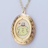 【震撼精品百貨】Pom Pom Purin 布丁狗~三麗鷗懷舊項鍊-布丁狗#45750