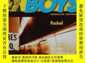 二手書博民逛書店The罕見Hardy Boys: Undercover Brot