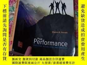 二手書博民逛書店Peak罕見PerformanceY186899 如圖 如圖