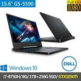 DELL 戴爾G5-5590-R1748BTW 黑 ( i7-8750H/8G/256SD+1THD/GTX1050Ti-4G)