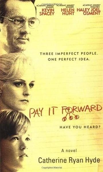 (二手書)Pay It Forward: A Novel