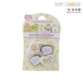 【SAS】【 日本製 】日本限定 角落生物 白熊&家族愛心版 髮飾 2入髮束套組 