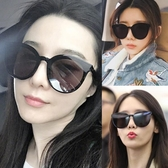 GM偏光太陽鏡女韓版潮復古原宿風墨鏡男士眼鏡開車新款