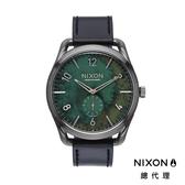 NIXON C45 復古大款 灰X綠 潮人裝備 潮人態度 禮物首選