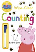 Peppa Pig:Practise With Peppa:Wipe-Clean Counting 可擦拭練習本:佩佩豬學算數