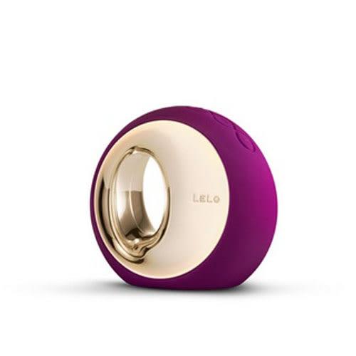 《蘇菲雅情趣用品》瑞典LELO*ORA2 靈巧之舌*榮獲多項大獎的口愛按摩器升級版-深玫紅