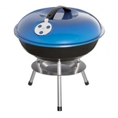 14吋碟型烤肉爐附蓋 藍