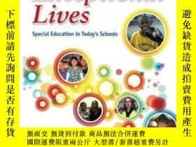 二手書博民逛書店Exceptional罕見Lives: Special Education In Today s Schools