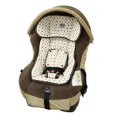 Britax Royale 0-4歲 汽車安全座椅/汽座 (咖啡)