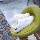 2020夏款秋款新款小白鞋女鞋子學生板鞋秋季百搭秋鞋洋氣爆款白鞋  (pinkq 時尚女裝)