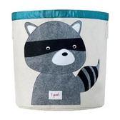【  貨】加拿大3 Sprouts 收納籃浣熊