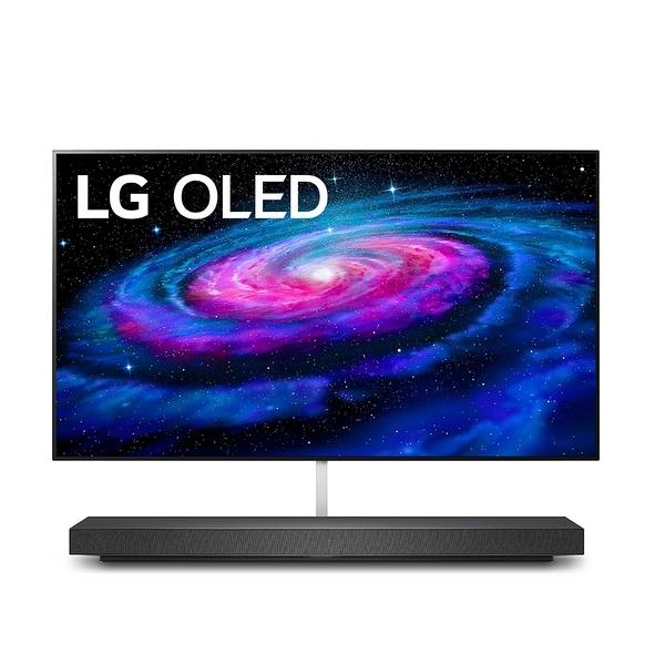 【送王品牛排餐券34張 14天後寄出】(含標準安裝)LG樂金65吋OLED壓畫式4K電視OLED65WXPWA