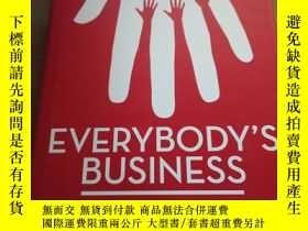 二手書博民逛書店EVERYBODY·S罕見BUSINESS【每個人的商業】看圖9