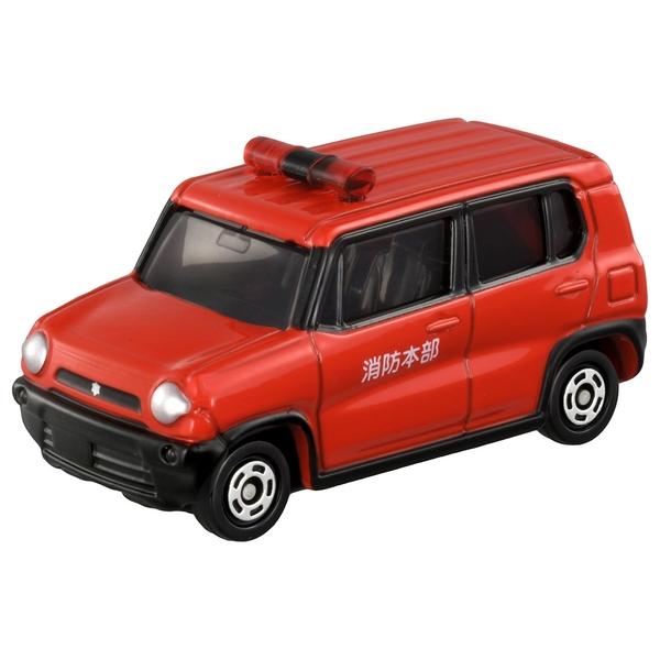 【TOMICA】Suzuki消防車 No.106 (TM106A6)