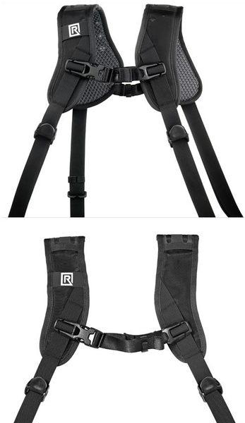◎相機專家◎ BlackRapid 輕觸微風 BT系列 Double 雙槍俠 快速雙肩背帶 DR1 新款 公司貨