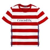 『小鱷魚童裝』條紋T恤(02號~06號)535404