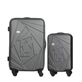 行李箱28+20吋 ABS材質 巴黎風情系列【Mon Bagage】